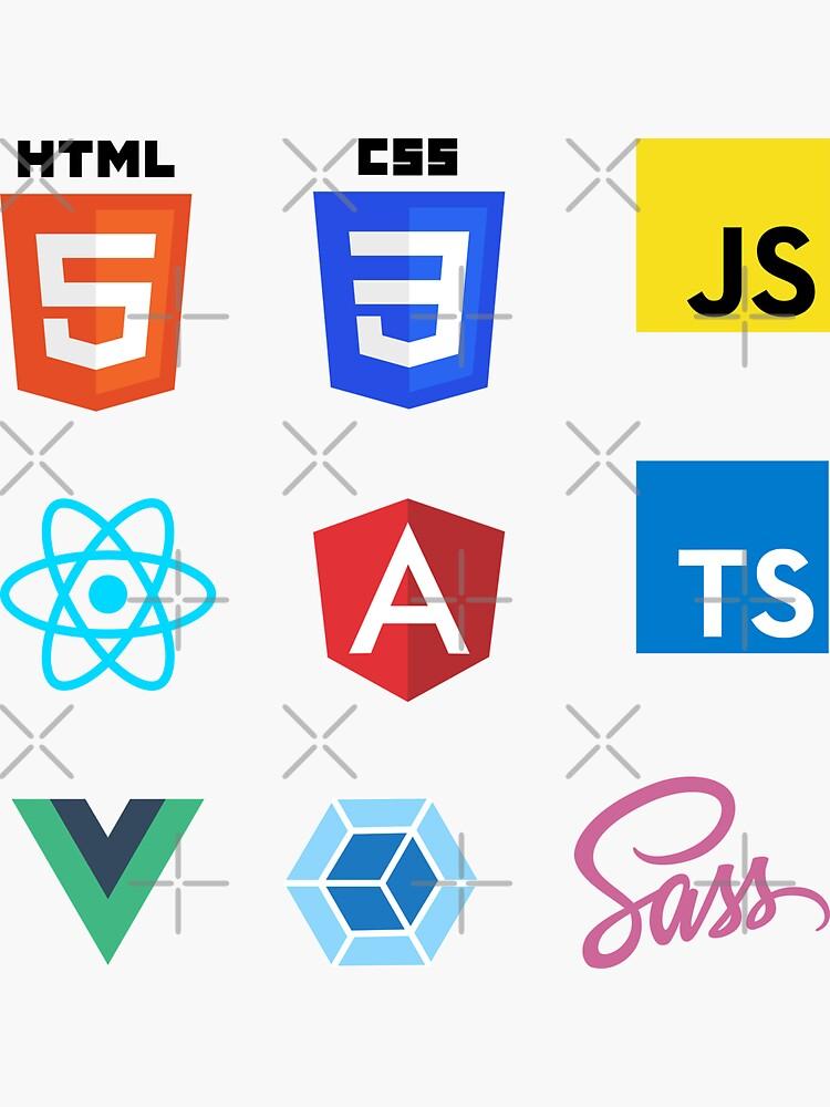 Front End Web Development Combo Pack (med+) by devstick