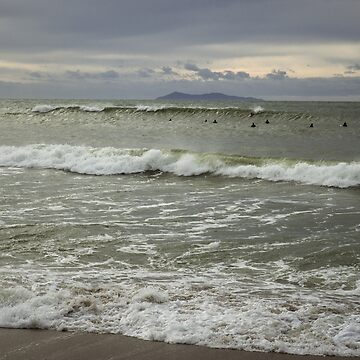 Mt Maunganui Surfers by urbanfragments