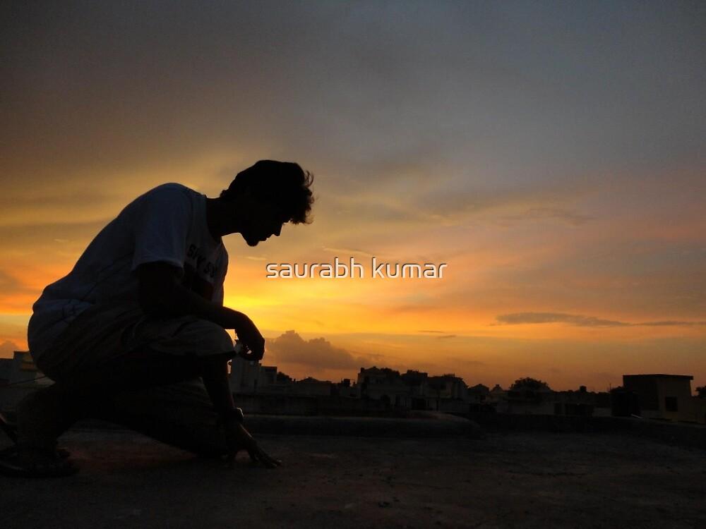 Evening by saurabh kumar