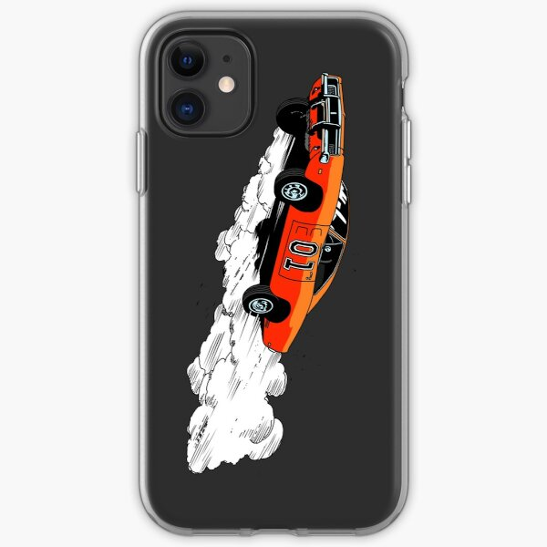 The Road Avenger iPhone Soft Case