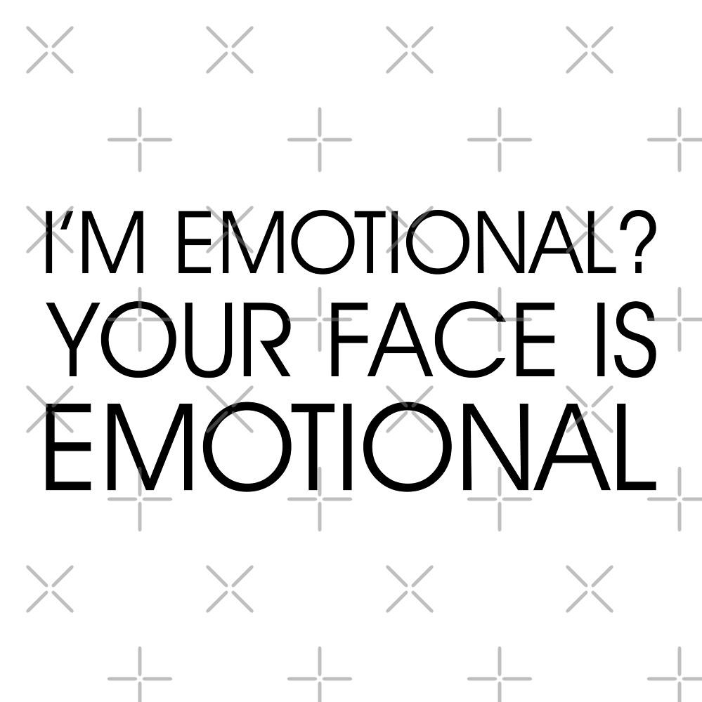 «Tu cara es emocional» de DJBALOGH