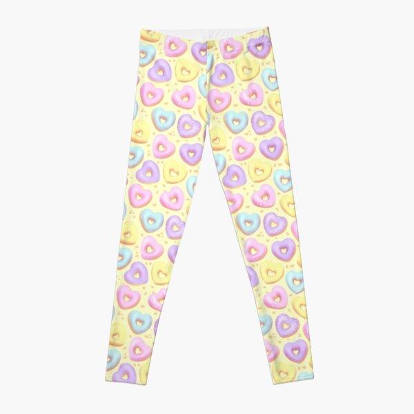 I Heart Donuts! Leggings