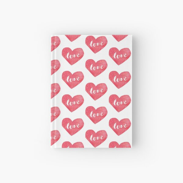 Love Is In The Air Hardcover Journal