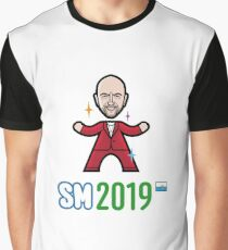 San Marino 2019 Grafik T-Shirt