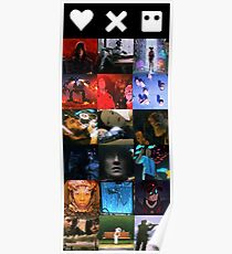 Love, Death & Robots COLLAGE Poster