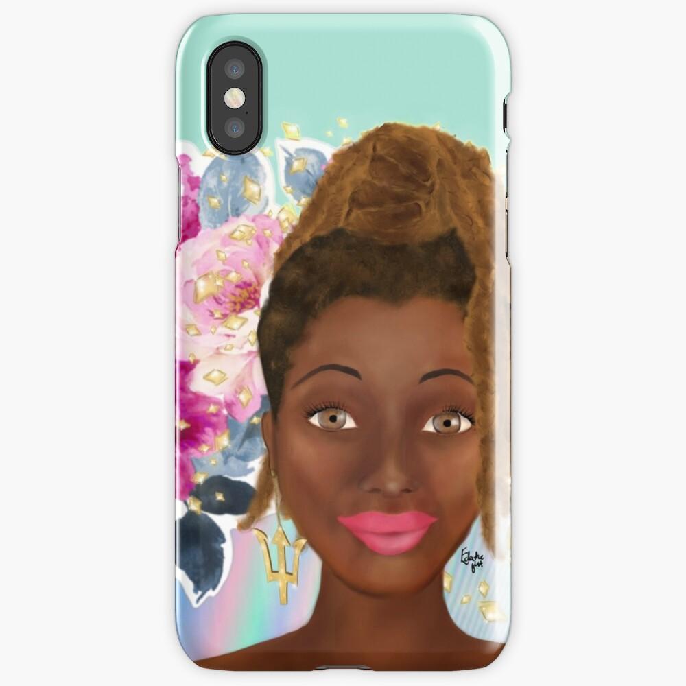 Bajan beauty (b) iPhone Case & Cover