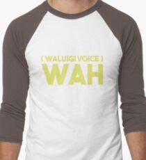 WAAAAAAAAAAAAAAH Baseball ¾ Sleeve T-Shirt