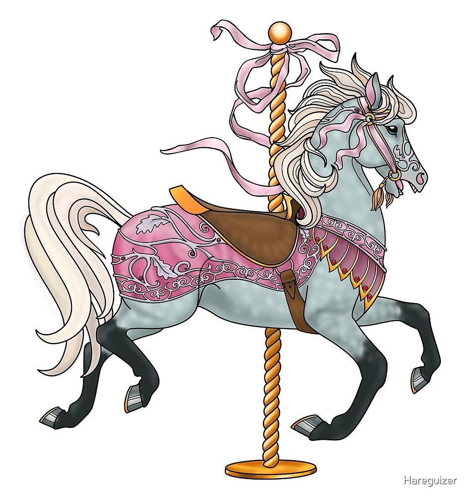 «Carrusel de caballo» de Hareguizer