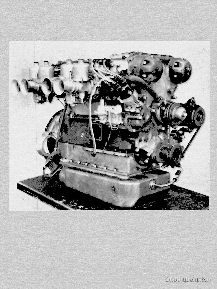 Triumph sabrina 2 ltr twin cam Le Mans - 1959-61! by timothybeighton