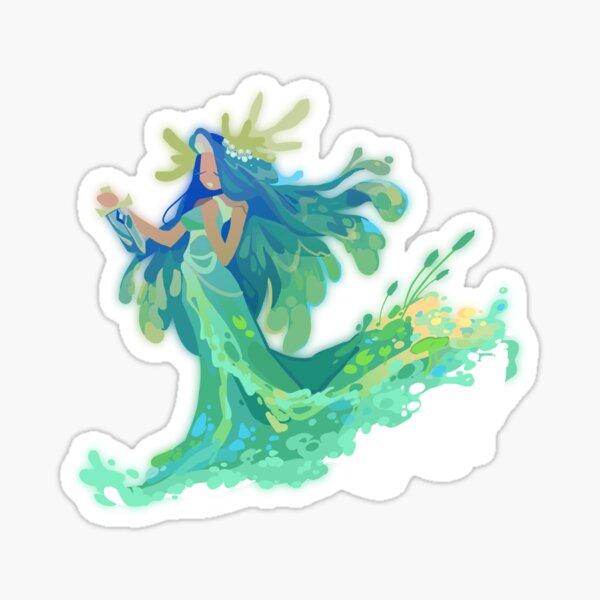 sea fairy Sticker