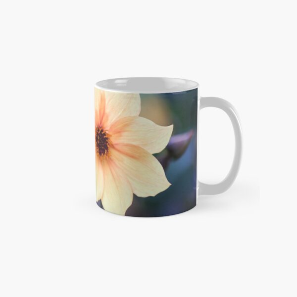 Yellow Summer Flower Classic Mug
