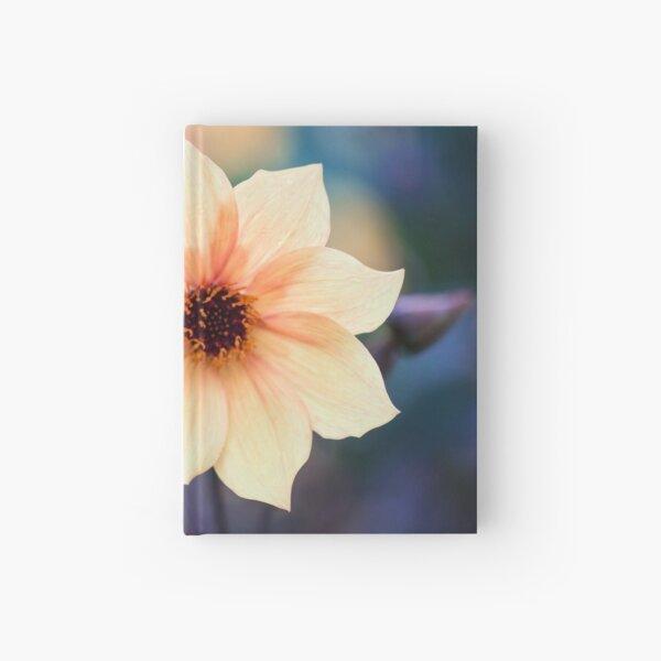 Yellow Summer Flower Hardcover Journal