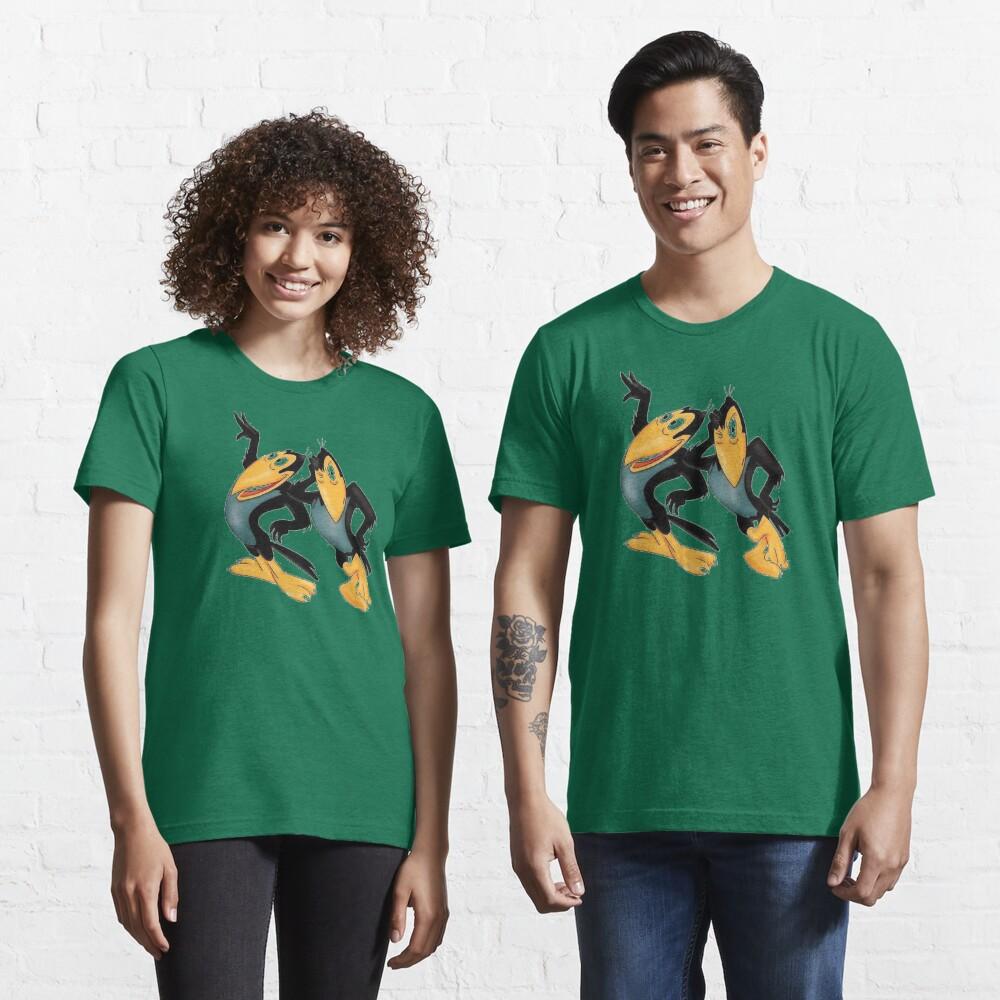 Heckle & Jeckle Essential T-Shirt