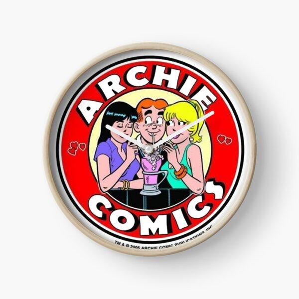 Archie Comics Clock