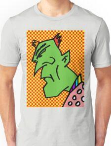 Sad Green Man Unisex T-Shirt