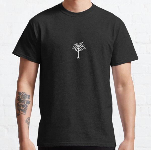 XXXTentacion cara tatuaje arbol Camiseta clásica