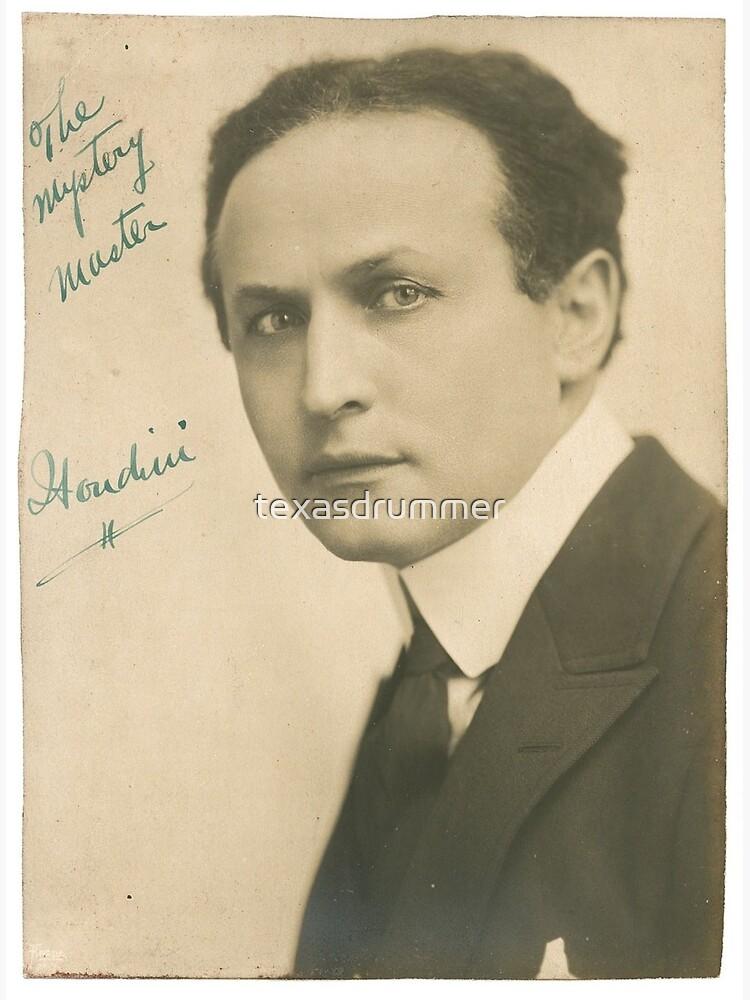 Houdini by texasdrummer