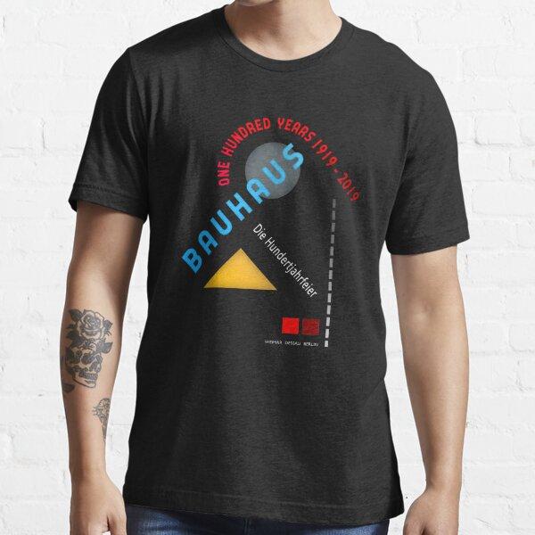 Bauhaus 100 Years Essential T-Shirt