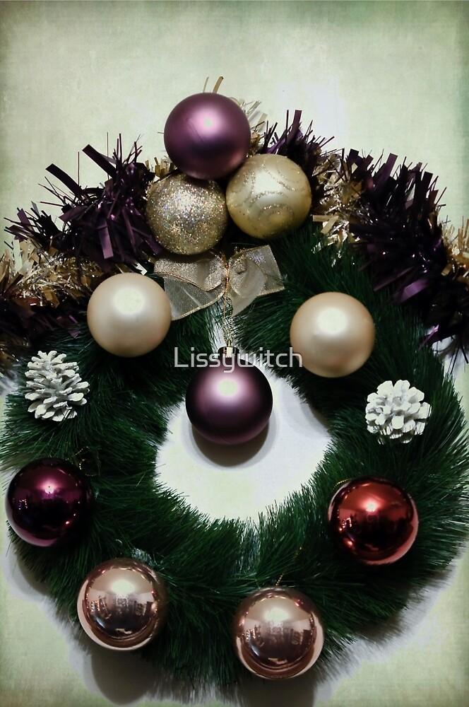 Seasons Greetings by Lissywitch