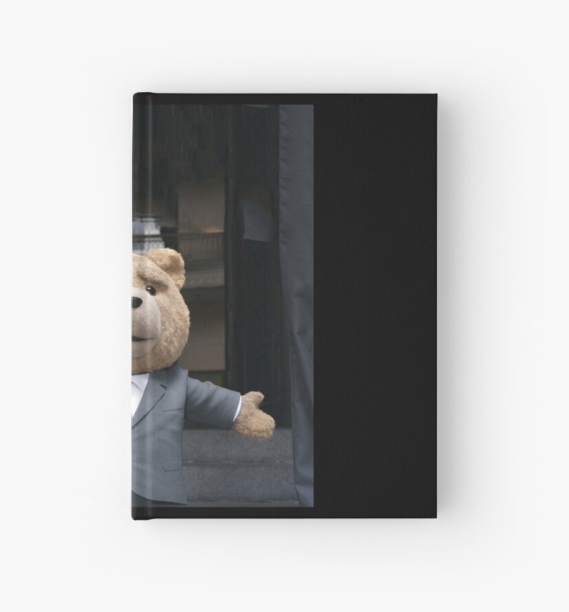 Ted hardcover journal  by Ilovebronys