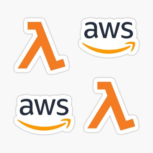 AWS Serverless Combo Pack Sticker
