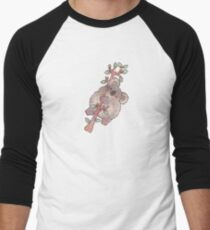 Chubby Koala Men's Baseball ¾ T-Shirt