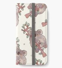 Chubby Koala iPhone Wallet/Case/Skin