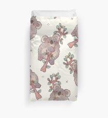 Chubby Koala Duvet Cover