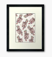Chubby Koala Framed Print