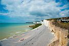 Seven Sisters from Birling Gap: East Sussex, UK by DonDavisUK