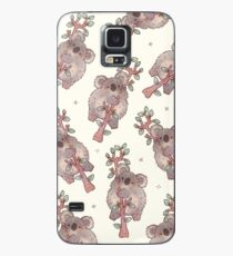 Chubby Koala Case/Skin for Samsung Galaxy
