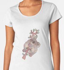 Koala Chubby T-shirt premium femme