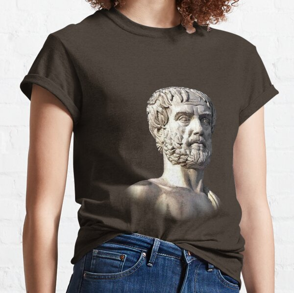 Aristotle the great philosopher Classic T-Shirt