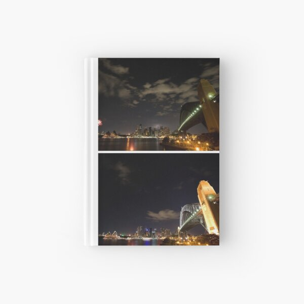 Earth Hour and the Big Scary Monster Hardcover Journal