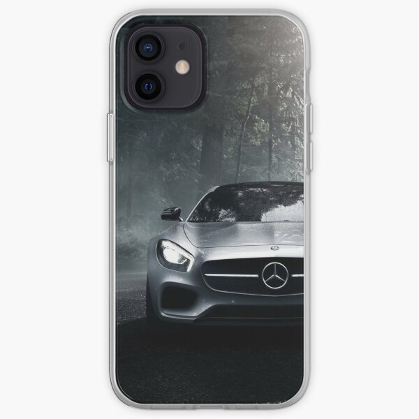 Mercedes-Benz AMG GT Coque souple iPhone
