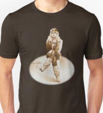 """Rocker Girl"" v3 from an Artwork by Sara Moon Unisex T-Shirt"