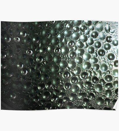 Condensation Bubbles Poster