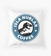 Isla Nublar Kaffee Dekokissen