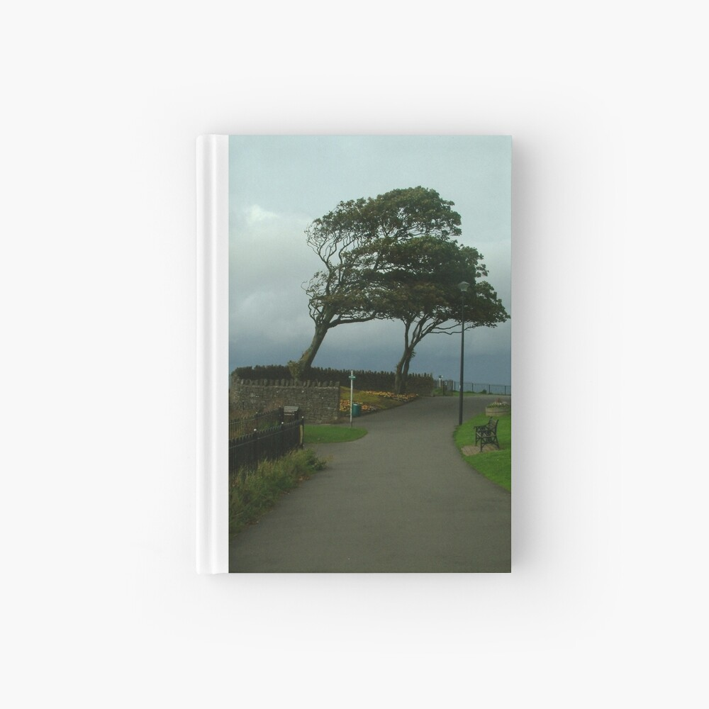 Lean on Me Hardcover Journal