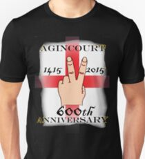 Battle of Agincourt 600th Aniversary T-Shirt