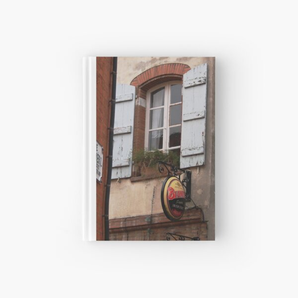 Duméril Street  - Toulouse - Hardcover Journal