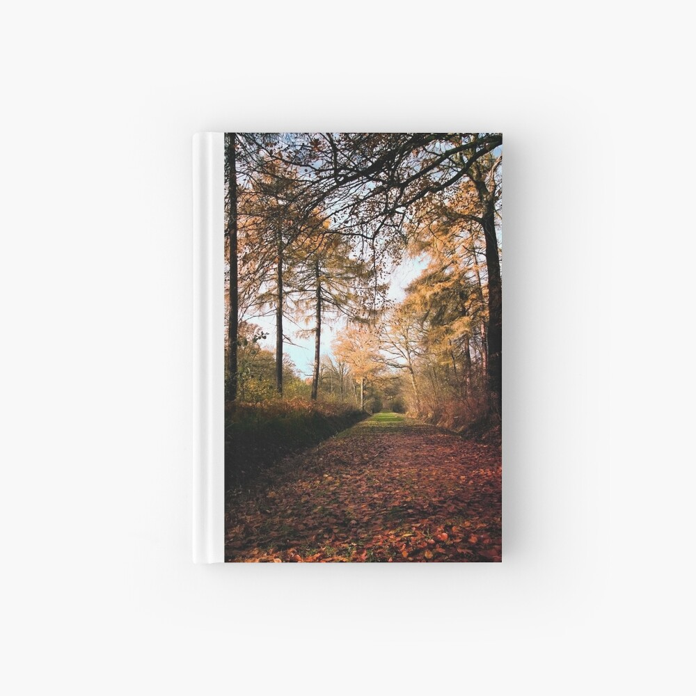 Path Hardcover Journal