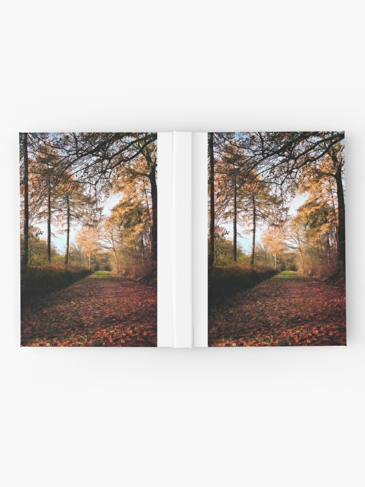 Alternate view of Path Hardcover Journal