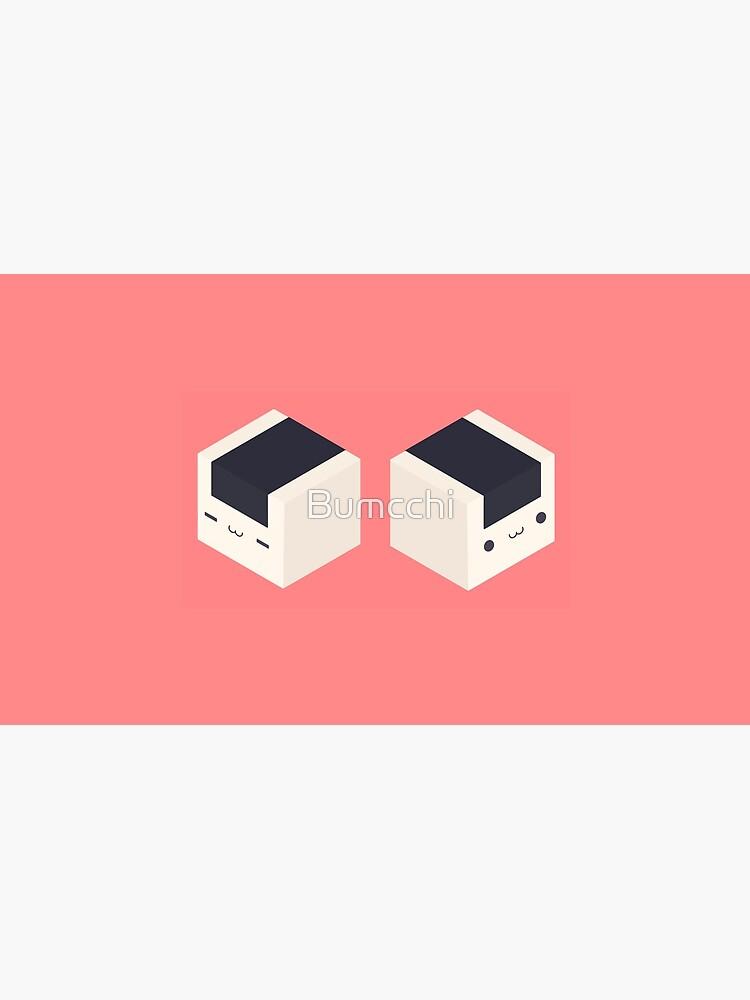 Onigiri Cubes - Rice balls by Bumcchi