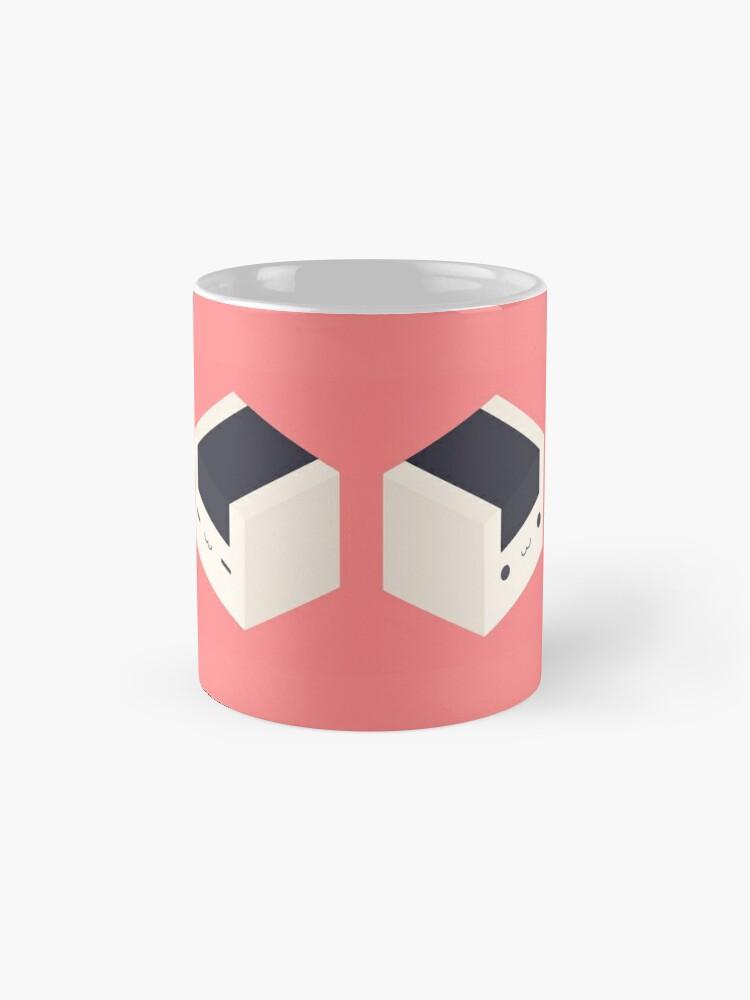 Alternate view of Onigiri Cubes - Rice balls Mug