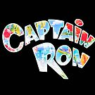 Kapitän Ron Logo von Italianricanart