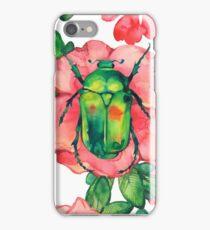 - Wild rose pattern 3 - iPhone Case/Skin
