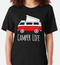 Camiseta ajustada Camper Life