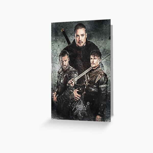 The Last Kingdom Greeting Card