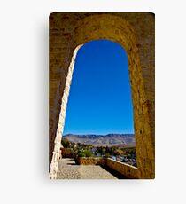 Entrance to Shiraz - Iran Canvas Print